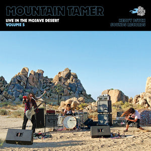 HPS-166:  Mountain Tamer - Live in the Mojave Desert - Volume 5 (compact disc)