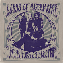 Load image into Gallery viewer, PreOrder/Release 9 July 21.  HPS-172:  The Lords of Altamont - Tune In, Tune On, Electrify! (compact disc)
