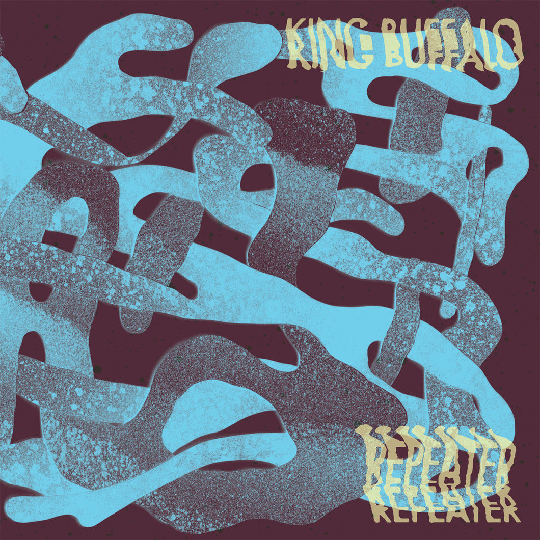 King Buffalo - Repeater (Electric Blue Record)