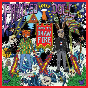 TPE-227-1:  Painted Doll - How To Draw Fire (purple record)