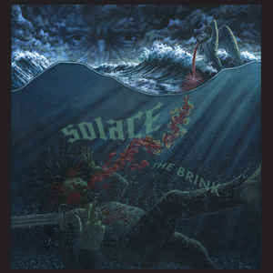 BlueFR-010:  Solace - The Brink (compact disc)