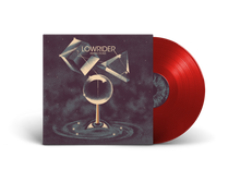 Load image into Gallery viewer, BlueFR:  Lowrider - Refractions (translucent red record)