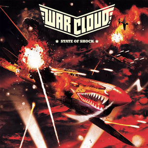 TCP Exclusive Record:  War Cloud - State of Shock (black)