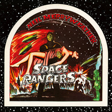 Load image into Gallery viewer, PreOrder/Record:  Neil Merryweather & The Spacerangers - Space Rangers (blue record)