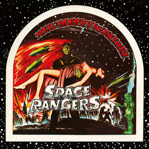 PreOrder/Record:  Neil Merryweather & The Spacerangers - Space Rangers (blue record)