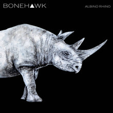 Load image into Gallery viewer, TCP Exclusive Record:  BoneHawk - Albino Rhino (compact disc)