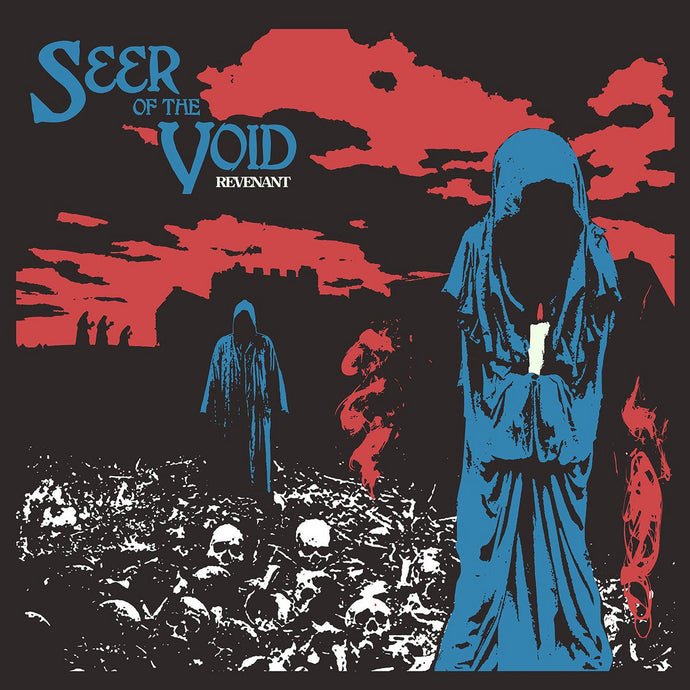 MOSR-005:  Seer of the Void - Revenant (record)