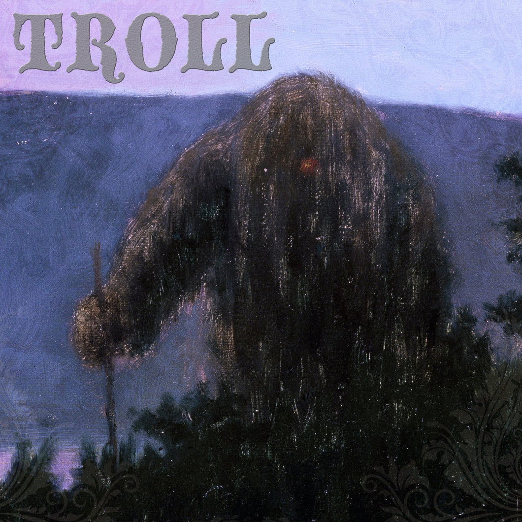 OIR-010:  Troll - Self Titled (compact disc)