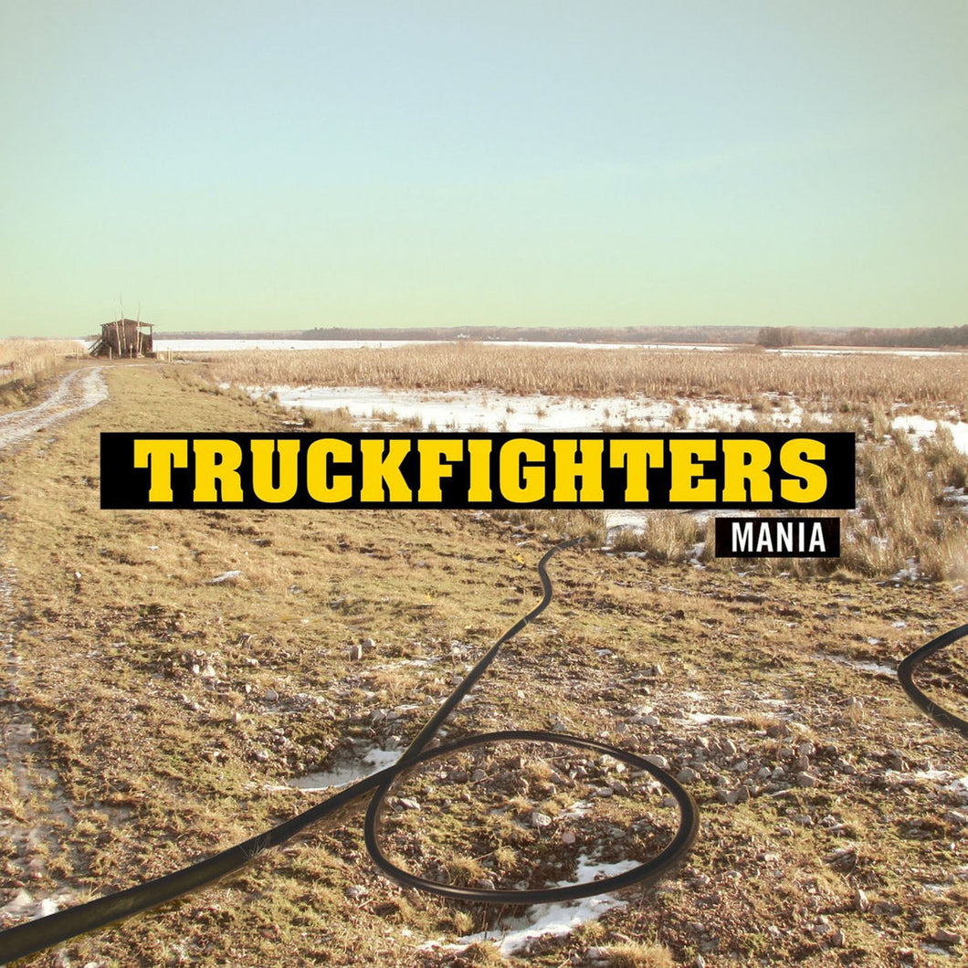 Truck Fighters - Mania (black record) *Import