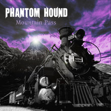 Load image into Gallery viewer, Phantom Hound - Mountain Pass (transparent purple record)