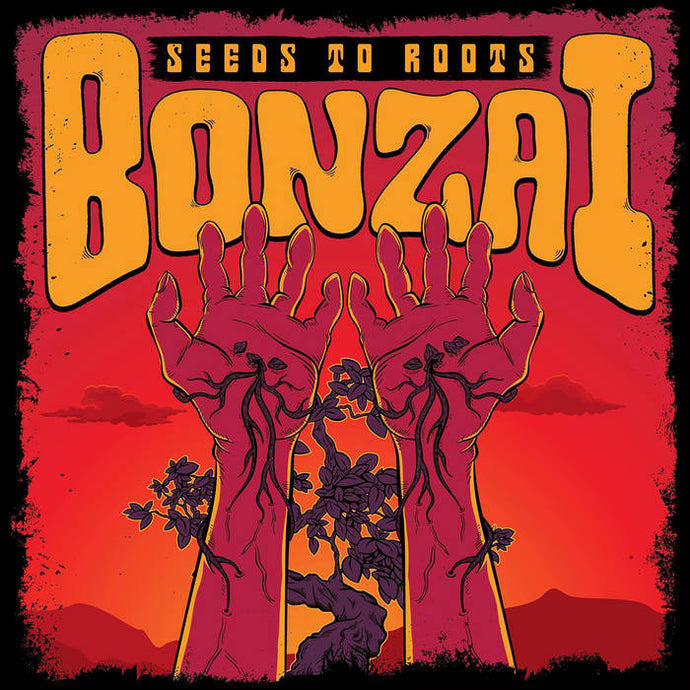 MOSR-002:  Bonzai - Seeds to Roots (two record variants)