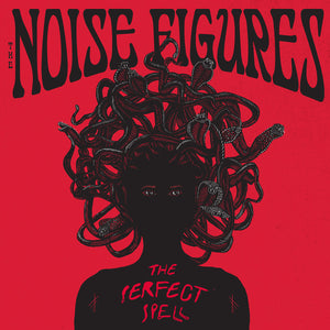 MOSR-003:  The Noise Figures - The Perfect Spell (three record variants)