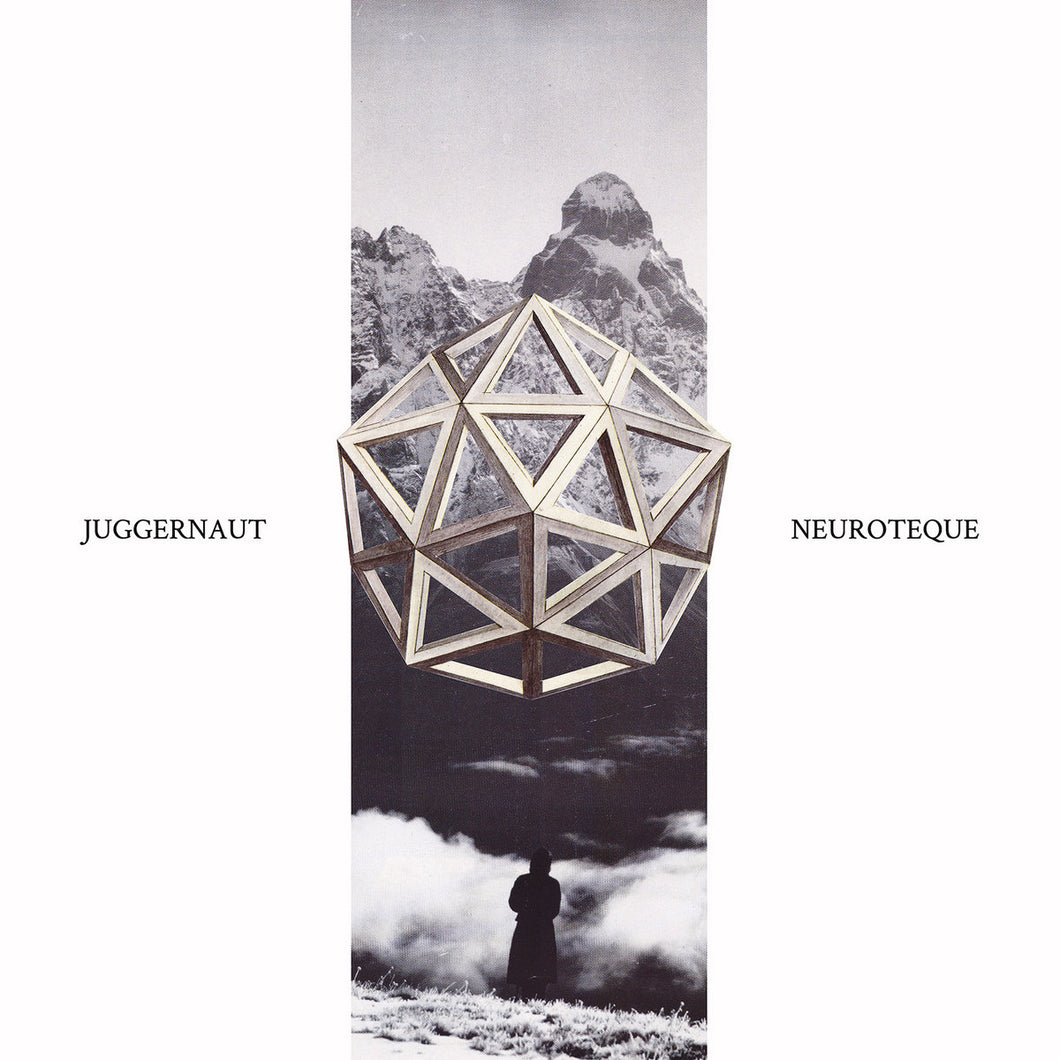 SSR-067:  Juggernaut - Neuroteque (compact disc)