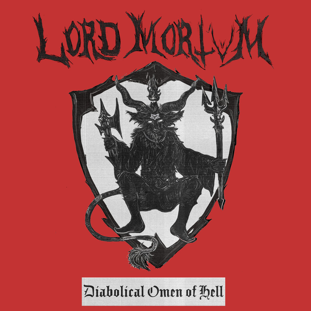 PreOrder/Record:  Lord Mortvm - Diabolical Omen of Hell