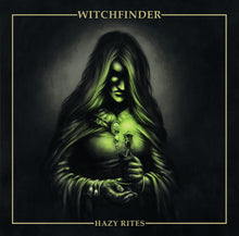 Load image into Gallery viewer, MRS-007:  WitchFinder - Hazy Rites (transparent green record)