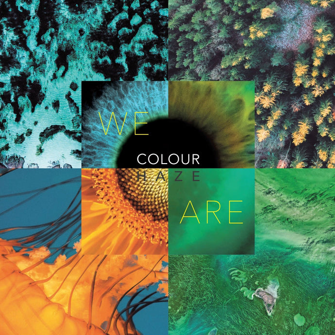 RIPCD-131:  Colour Haze - We Are