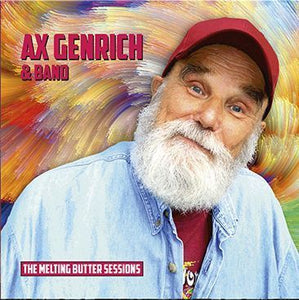 PreOrder/CR:  Ax Genrich - The Melting Butter Sessions (record)