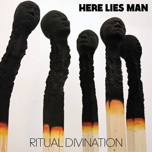Record:  Here Lies Man - Ritual Divination (coloured record)