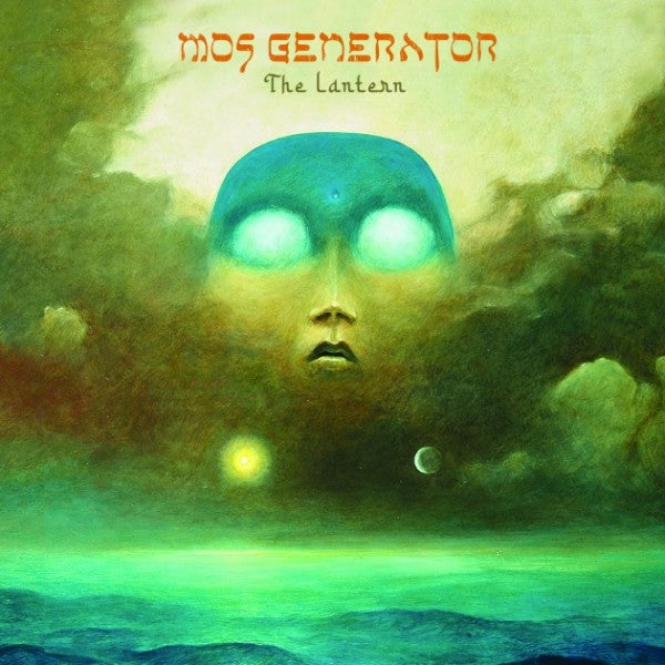 PreOrder/Record:  MOS Generator - The Lantern (coloured)