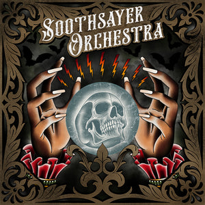 LBR-032:  Soothsayer Orchestra - Self Titled (record)