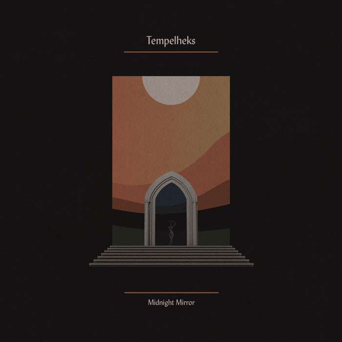 Templeheks - Midnight Mirror (gold record) *Import
