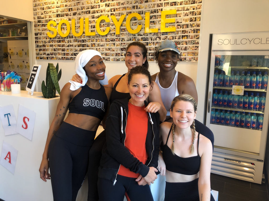 REBEL TEAM SWEAT X SOULCYCLE ADMR