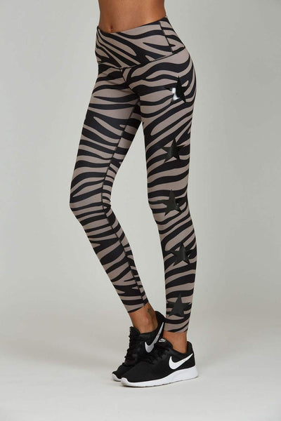Ace Legging- Tiger