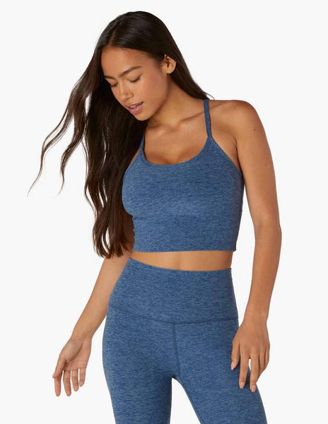 super soft racerback cropped cami