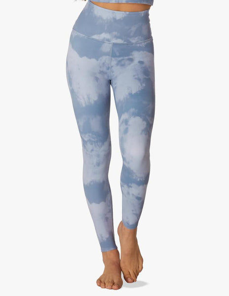 Olympus Blue Smoke Midi Legging