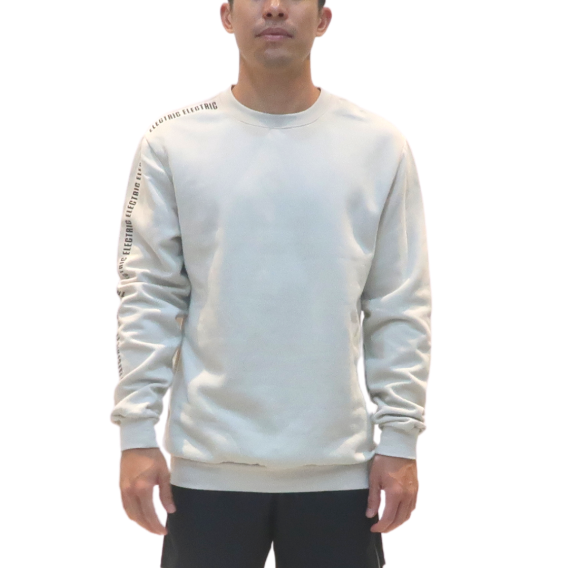 ELECTRIC CREWNECK SWEATER