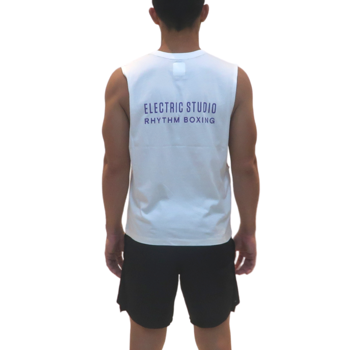 ELECTRIC RHYTHM BOXING MUSCLE TEE