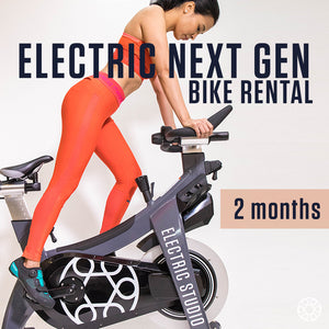 Open image in slideshow, ELECTRIC NEXT GEN BIKE RENTAL (2 months)