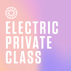 Open image in slideshow, ELECTRIC PRIVATE CLASS