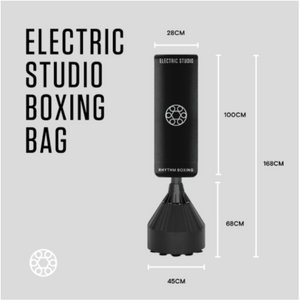 Rhythm Boxing Freestanding Bag