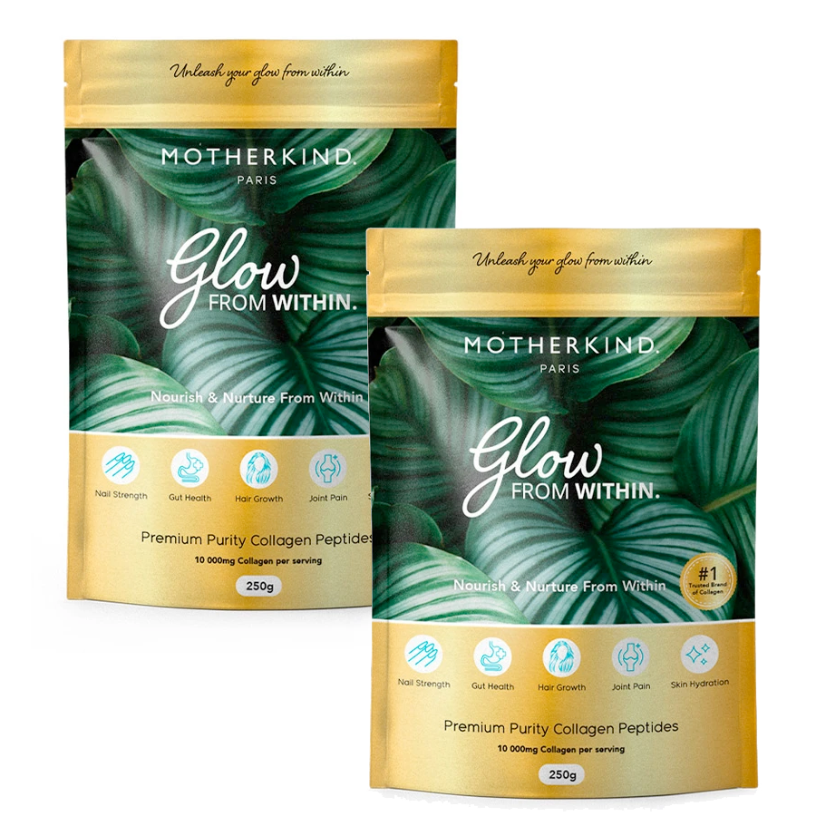SUBSCRIPTION | Double Pack Glow from Within 250g