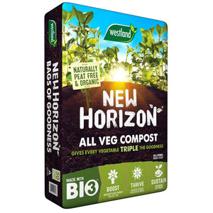 New Horizon All Veg Compost 50L