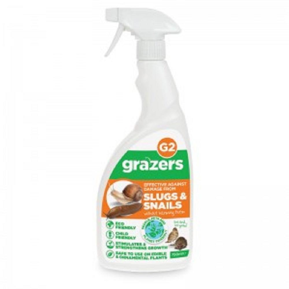 Grazers Ready to Use 750Ml Slug & Snail