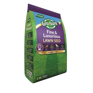 Gro-Sure Finest Lawn Seed 10m2