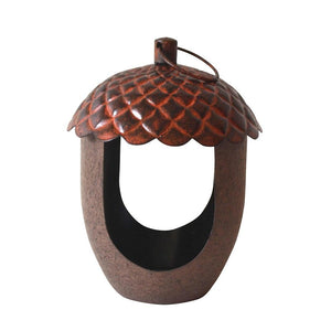 Peckish Acorn Treat Feeder