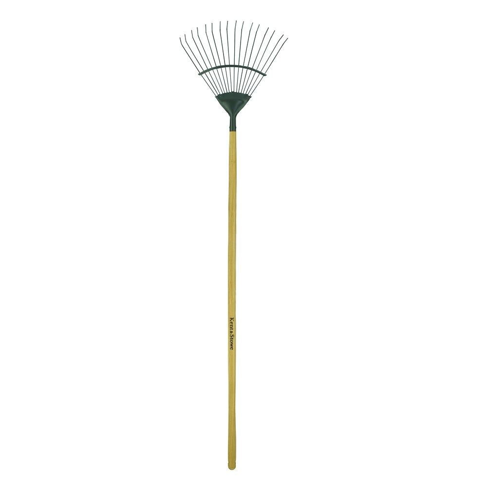 Carbon Steel Lawn Leaf Rake