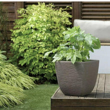 Load image into Gallery viewer, Dark Brown Cotswold Planter