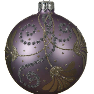 Decorative Bauble- Flower