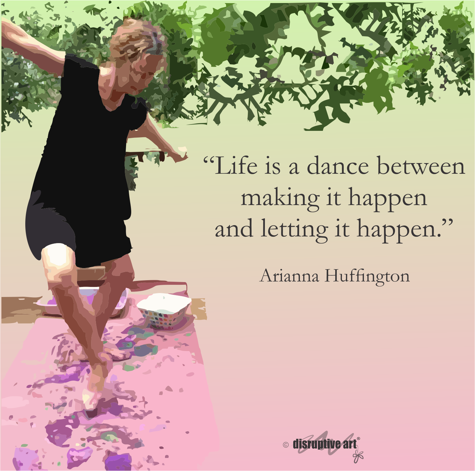 Life is a Dance! Full collection to be launched during CATA's 2020 Conference!