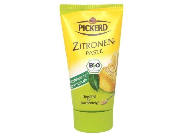 N - 6 - Backen Pickerd Backen Pickerd Bio Zitronen-Paste - 60 g dortmund lieferung