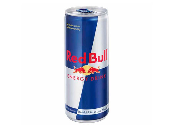 G -17 - Enegy Red Bull Energy-Drinks Red Bull Energy Drink - 250 ml Dose dortmund lieferung