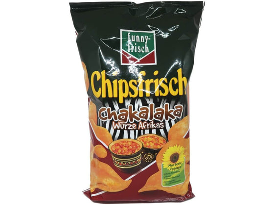 A-0- Holiday - Funny Frisch Holiday - Chips, Snacks & Riegel Funny-Frisch Chipsfrisch Chakalaka Beutel 175 g dortmund lieferung