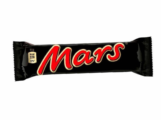 A-0- Holiday - Mars Holiday - Chips, Snacks & Riegel Mars Classic Mars 51 g dortmund lieferung
