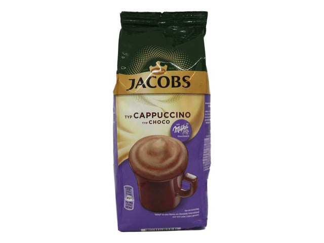 S - 11 - Kaffee Jacobs Kaffee Jacobs Choco Cappuccino Instant-Kaffee - 1 x 500 g Dose dortmund lieferung