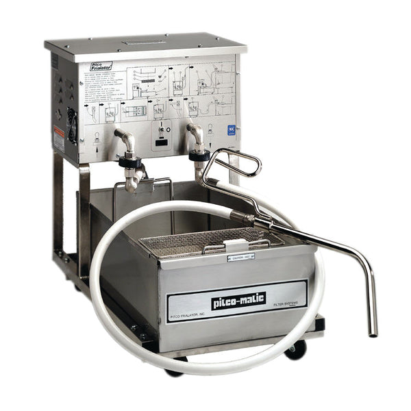 Fryer Filter Systems