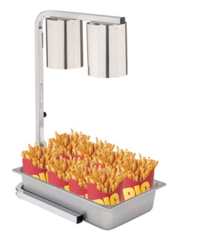 APW Wyott DW-1A French Fry Warmer Portable Adjustable Height (6128252977331)